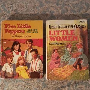 2 Vintage children's classics
